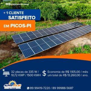 projeto em Picos-PI